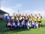 В Великом Новгороде прошел футбольный фестиваль среди воспитанников коррекционных школ