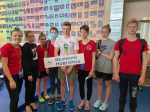 Новгородские пловцы успешно выступили на всероссийских стартах