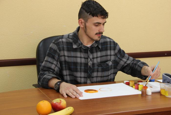 При поддержке проекта «Таврида – детям» в Новгородской области прошел творческий мастер-класс