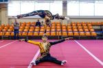 Пьедестал почета: спортивная акробатика