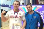 Новгородский тяжелоатлет завоевал серебро Кубка России