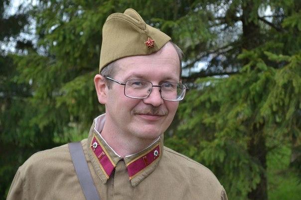 Скончался командир поискового отряда «Сокол» Игорь Кун