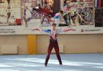 Новгородские акробаты стали вице-чемпионами России