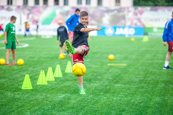 Спортивной школе «Электрон» присвоен статус детского футбольного центра РФС