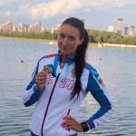 Новгородской байдарочнице присвоено звание мастера спорта международного класса