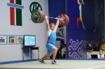 Новгородец стал вице-чемпионом России по тяжелой атлетике