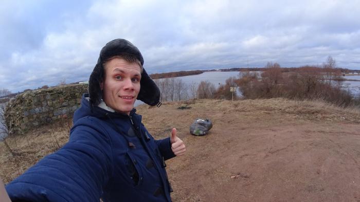 Новгородский волонтер участвует в интернет-голосовании журнала National Geographic