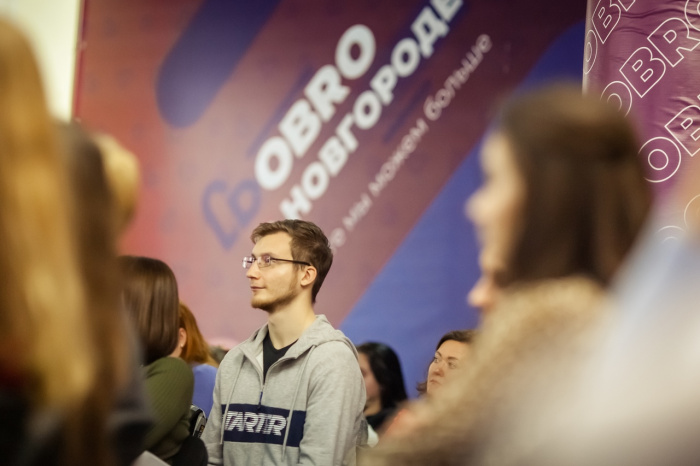 Новгородская область получит субсидию 6,5 миллионов рублей на развитие добровольчества