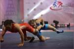 Надежда Соколова стала чемпионкой России по спортивной борьбе
