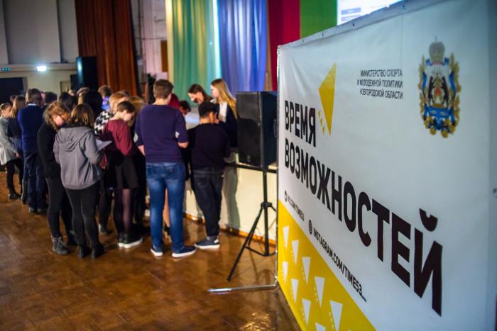 Свыше 3200 человек стали участниками региональных молодежных онлайн-форумов «Время возможностей»
