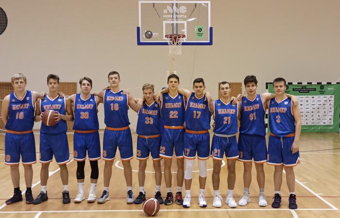 Баскетболисты «Ильмер-2004» вышли в полуфинал первенства России