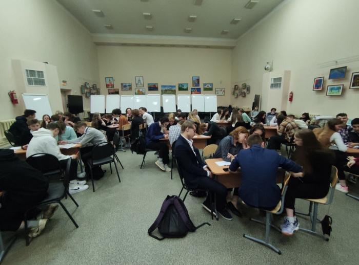 Молодежь Валдайского района присоединилась к региональному проекту «Время возможностей»