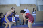Новгородка стала серебряным призером всероссийских соревнований по вольной борьбе