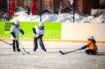 В Великом Новгороде активно встретили День зимних видов спорта