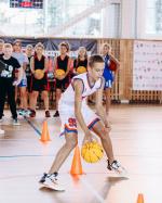 День Баскетбола в проекте «Я выбираю Мяч!» в п. Хвойная