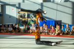 Новгородские акробаты победили на домашнем Всероссийском турнире