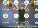 Новгородский тяжелоатлет стал чемпионом России