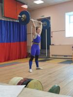 Определились чемпионы области по тяжелой атлетике