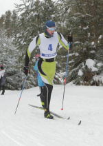 Пестовчанин выиграл чемпионат округа по лыжным гонкам