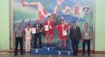 На Кубке городов воинской славы по самбо сборная региона заняла второе место