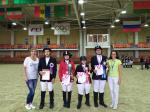 Новгородцы завоевали награды Специальной Олимпиады по конному спорту