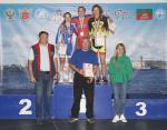 Анна Тихонова завоевала медали чемпионата России по велоспорт-треку среди спортсменов с поражением опорно-двигательного аппарата