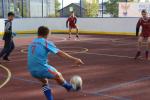 В Сольцах открыли новую спортплощадку
