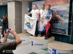 Новгородские любители зимнего плавания покорили чемпионат России