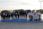 Команда НовГУ - чемпион летнего сезона Студенческой гребной лиги