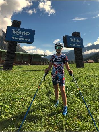 Пестовчанка Ксения Шорохова  – четвертая на первенстве мира по лыжероллерам среди юниоров