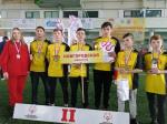 Новгородцы завоевали серебро Специальной Олимпиады