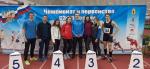 Новгородские легкоатлеты завоевали 12 наград окружного первенства