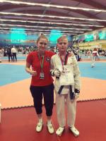 Сборная области по тхэквондо выиграла 6 медалей всероссийских соревнований