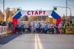 Семьсот человек пробежали «Кросс нации» в Великом Новгороде