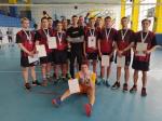 Новгородские волейболисты – бронзовые призеры зонального этапа спартакиады молодежи России