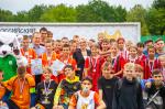 Команды из Малой Вишеры и Великого Новгорода - победители детского фестиваля дворового футбола