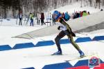 Пестовская лыжница победила на окружном первенстве