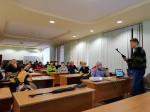Преподаватели физкультуры прошли обучение по судейству испытаний комплекса ГТО