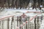 Определились чемпионы области по зимнему плаванию