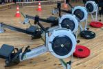 Новгородские гребцы проводят домашние тренировки на новом оборудовании