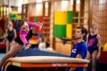 Новгородские гимнастки – лучшие на Северо-Западе