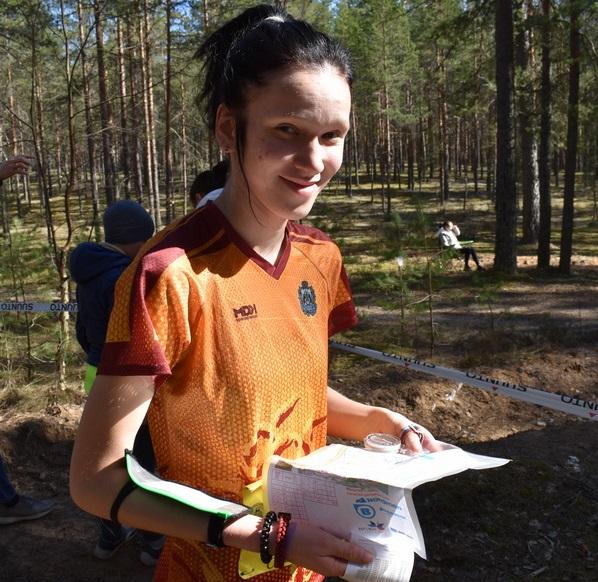 Новгородские ориентировщики успешно выступили на окружных соревнованиях