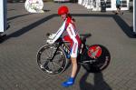 Новгородская параспортсменка  Анна Тихонова стала вице-чемпионкой России по велоспорту-шоссе