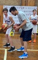 Проект «Я выбираю МЯЧ!» в самом баскетбольном районе Новгородской области – Пестовском
