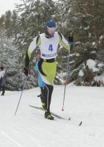 Пестовский лыжник завоевал серебро этапа Кубка России