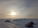 В честь 77-й годовщины освобождения Новгорода состоится лыжный переход через Ильмень