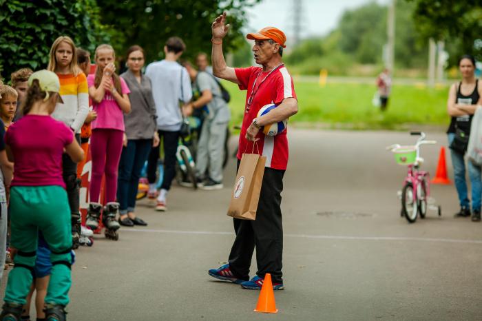 В Новгородской области стартует первый региональный конкурс «Тренер нашего двора»