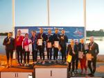 Новгородские байдарочники завоевали комплект наград чемпионата России