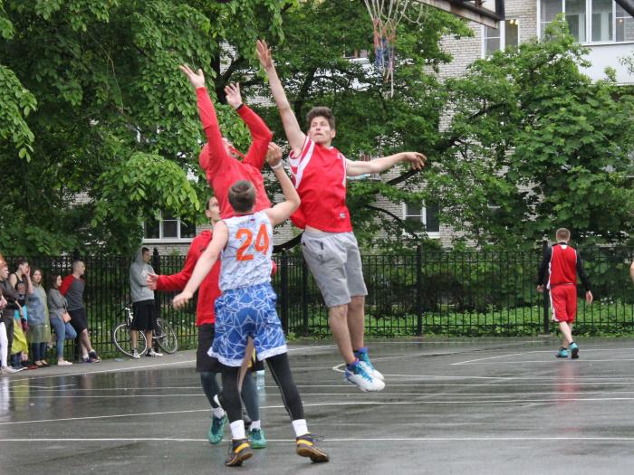В Великом Новгороде впервые состоится Всероссийский фестиваль дворового баскетбола