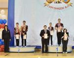 Новгородские акробаты – вице-чемпионы России